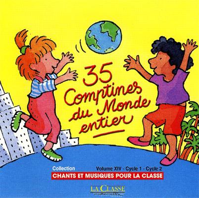 35 COMPTINES DU MONDE ENTIER