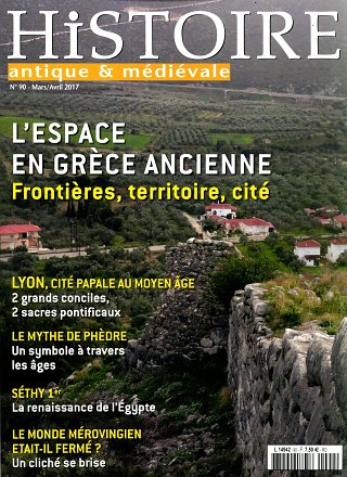 ABONNEMENT HISTOIRE ANTIQUE ET MEDIEVALE -BIMESTRIEL- 1 AN. 6 N°. PAPIER