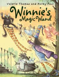 WINNIE'S MAGIC WAND LIVRE ET CD