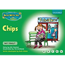 CHIPS - GREEN 1