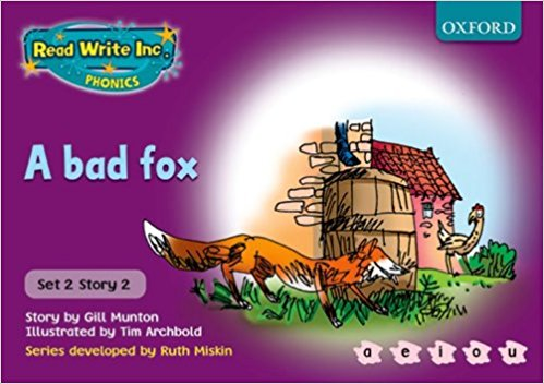 A BAD FOX - PURPLE 2