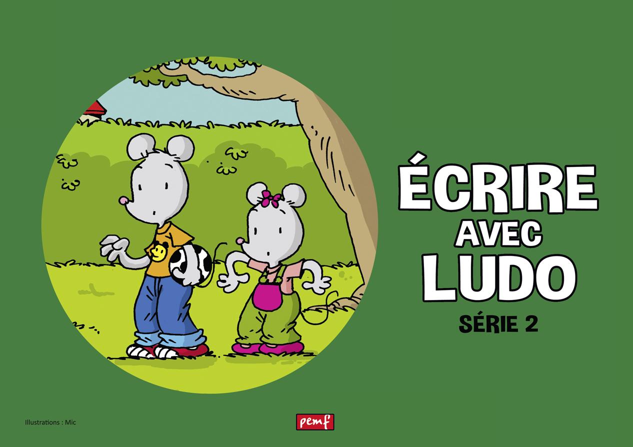 FICHIER DESSIN DE LUDO