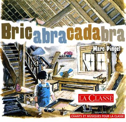 BRICABRACADABRA