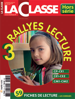 3 RALLYES LECTURE CP/CE/CM 2011 EXPLOITATIONS PEDAGOGIQUES