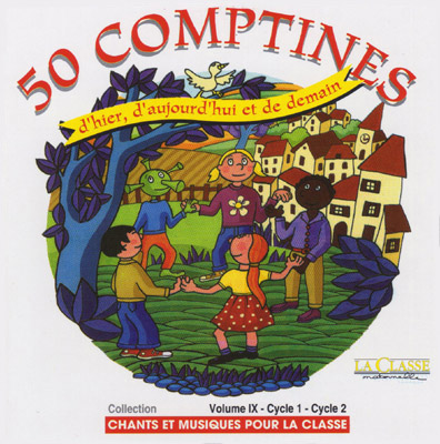 50 COMPTINES