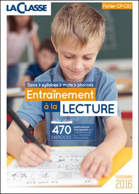 ENTRAINEMENT A LA LECTURE - 470 EXERCICES
