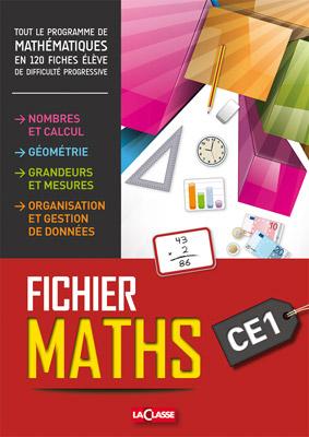 FICHIER MATHS CE1