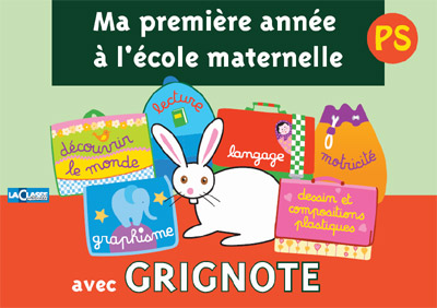 MA PREMIER ANNEE AVEC GRIGNOTE - PS