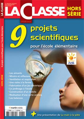 9 PROJETS SCIENTIFIQUES - CYCLES 2 & 3