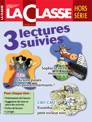 3 LECTURES SUIVIES 2009 - HORS-SERIE