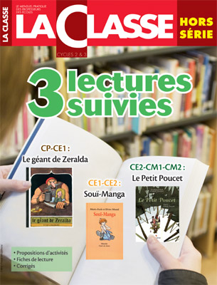 3 LECTURES SUIVIES 2010 - HORS SERIE
