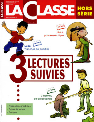 3 LECTURES SUIVIES 2011 - HORS SERIE