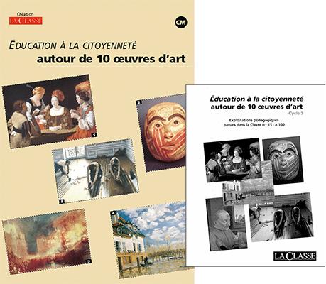 EDUCATION A LA CITOYENNETE AUTOUR DE 10 OEUVRES D'ART