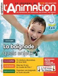 ABONNEMENT AU JOURNAL D'ANIMATION