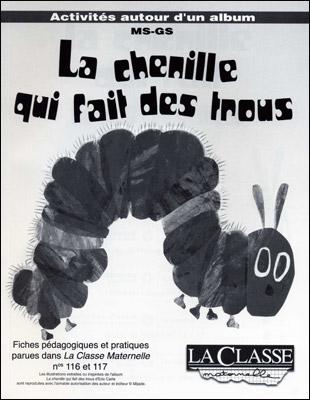 LIVRET D'EXPLOITATION PEDADGOGIQUE DE CHENILLE