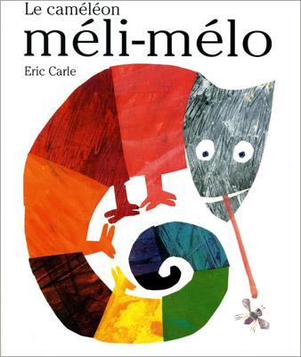 LE CAMELEON MELI-MELO(ALBUM)