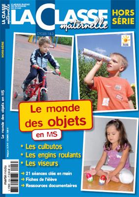 LE MONDE DES OBJETS EN MS