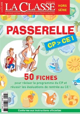 PASSERELLE - CP / CE1