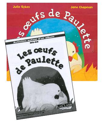 LE KIT LES OEUFS DE PAULETTE