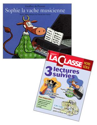 LE KIT SOPHIE LA VACHE MUSICIENNE