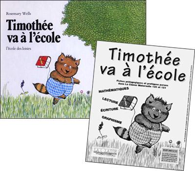 LE KIT TIMOTHEE VA A L ECOLE