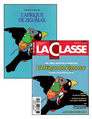 LE KIT L'AFRIQUE DE ZIGOMAR
