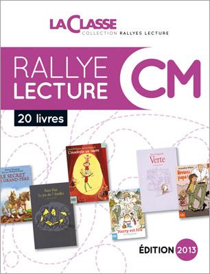 RALLYE LECTURE CM 2013-FICHIER PEDAGOGIQUE
