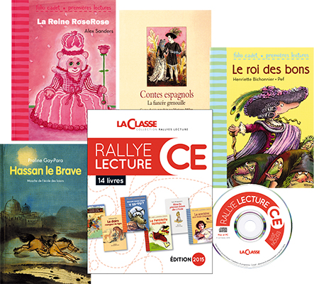 RALLYE LECTURE CE 2015