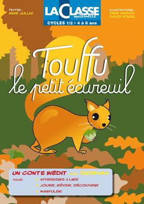 TOUFFU LE PETIT ECUREUIL