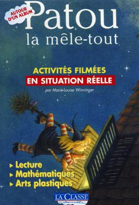 DVD PATOU LA MELE-TOUT