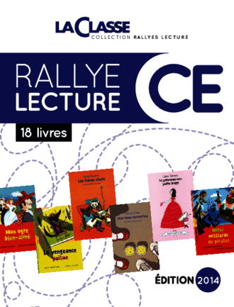 RALLYE LECTURE CE 2014 (LIVRES + HORS SERIE)