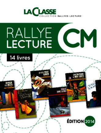 RALLYE LECTURE CM 2014 (LIVRES + HORS SERIE)
